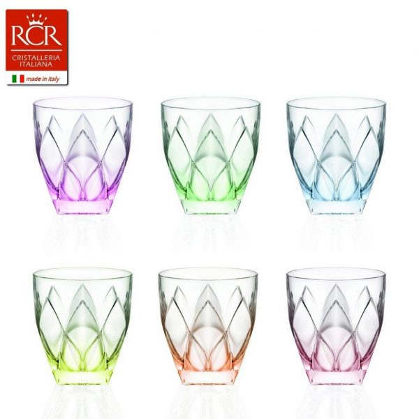 Bicchieri Ninphea Colours