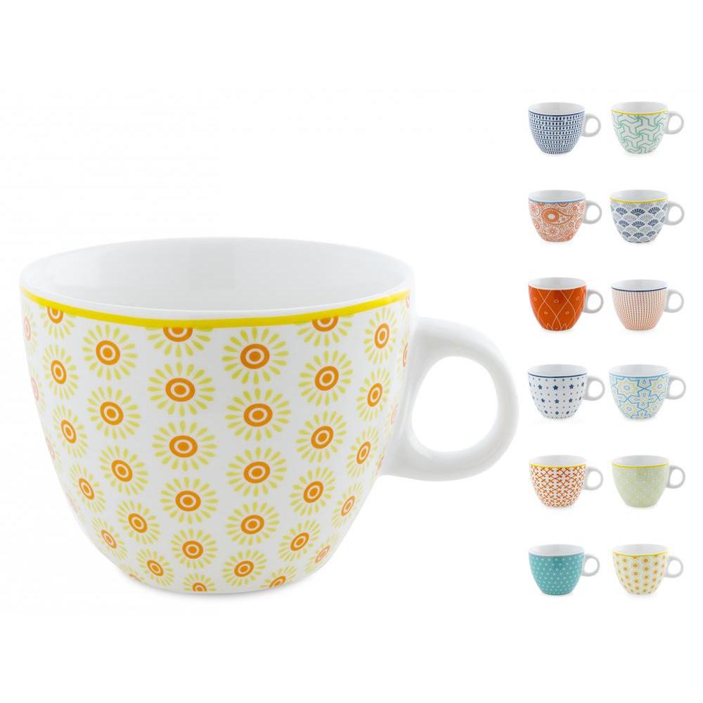 Tazza tè Full decoration