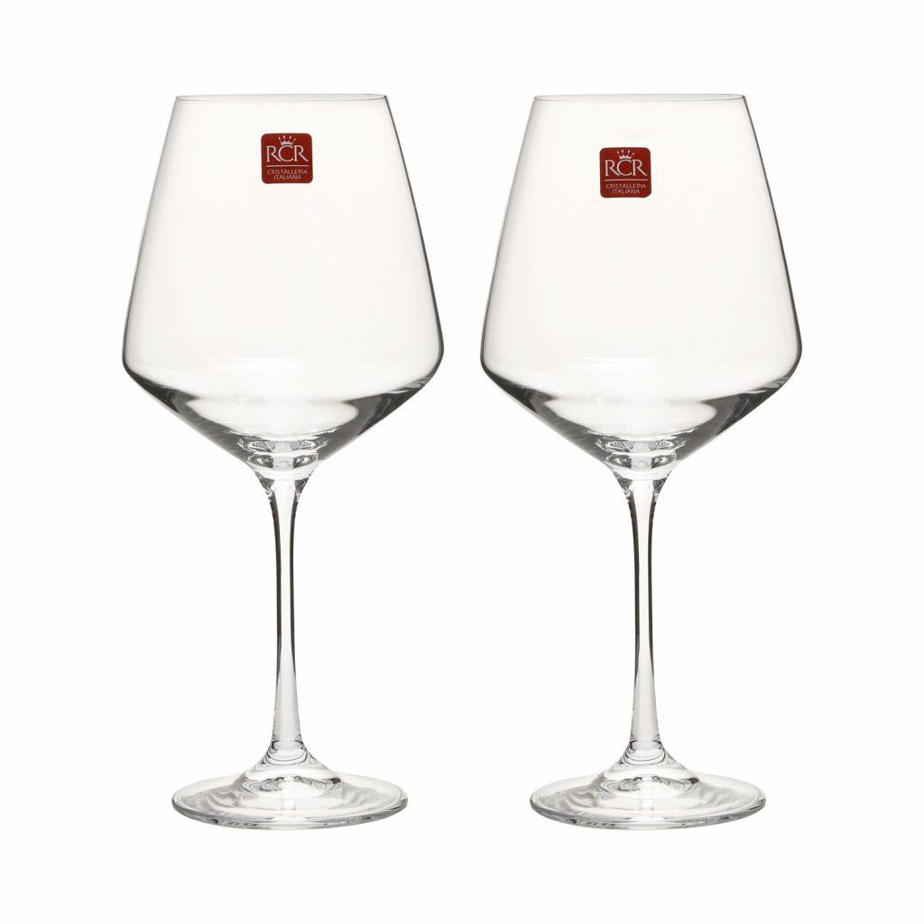 RCR calice Aria vino rosso 73.8 cl camilla.maison idee regalo vetro