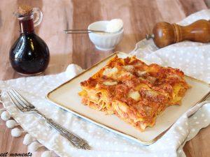 lasagna napoletana di carnevale