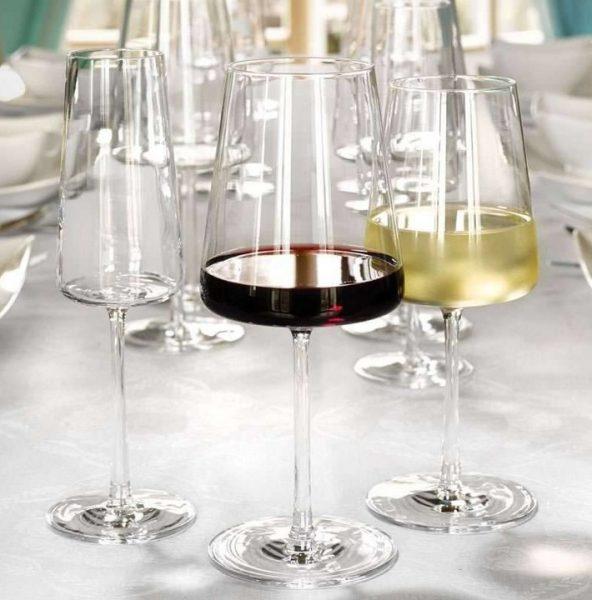 Bicchieri Power Calici idea regalo personalizzabile bomboniera vetro Camilla Maison