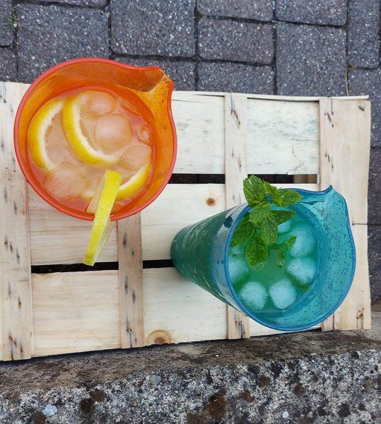 Caraffa Arancio 1L Orange Jug per aperitivo camilla.maison