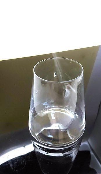 Bicchiere Power 51 cl idea regalo in vetro Camilla Maison