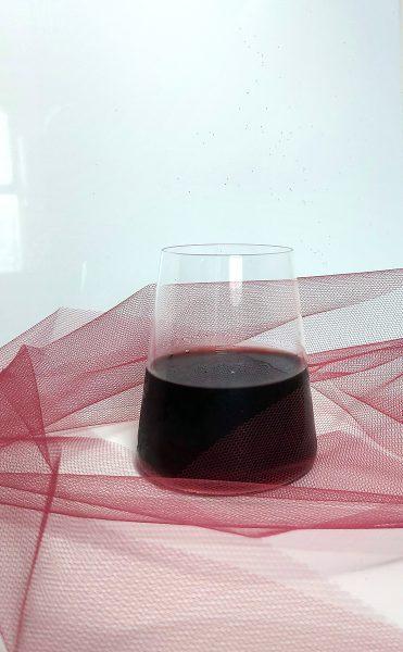 Bicchiere Power 51 cl bomboniera in vetro Camilla Maisonegalo personalizzabile Camilla Maison
