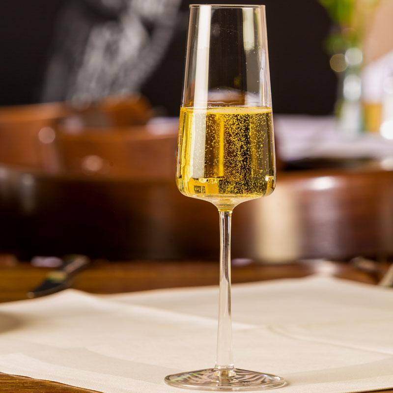 Flute Power 24 cl Champagne idee regalo personalizzabili Camilla.Maison