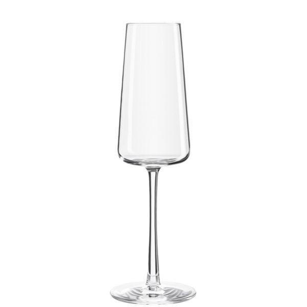 Flute Power 24 cl Champagne bomboniera vetro Camilla.Maison