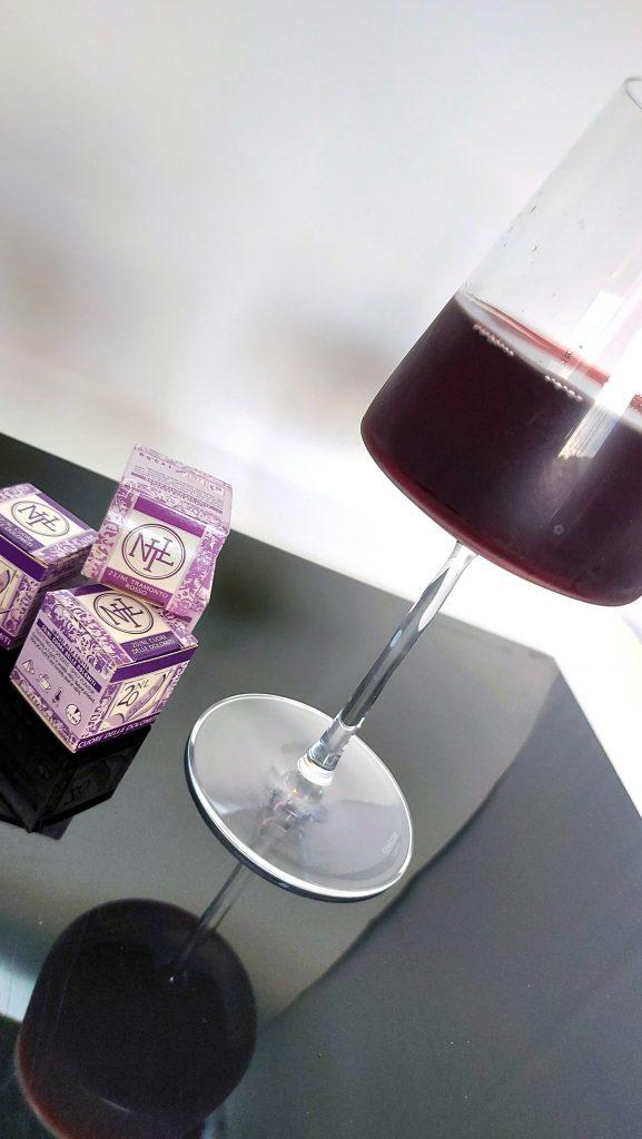 Calice Power 52 cl vino rosso Idee regalo personalizzabili Camilla.Maison