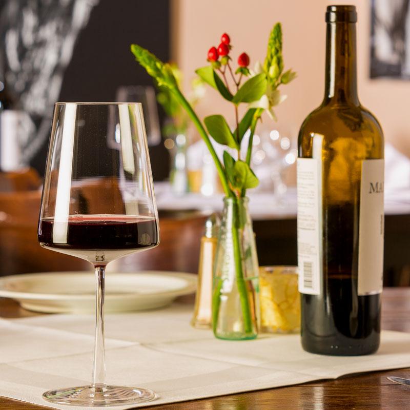 Calice Power 52 cl vino rosso Idea regalo personalizzabile Camilla.Maison