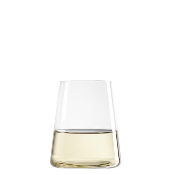 Bicchiere Power 38 cl vino bianco e acqua bomboniera personalizzabile Camilla Maison