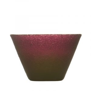 Small Bowl Purple Memento Original Camilla.maison idea regalo vetro