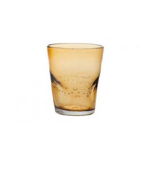 Bicchiere Acqua Ambra