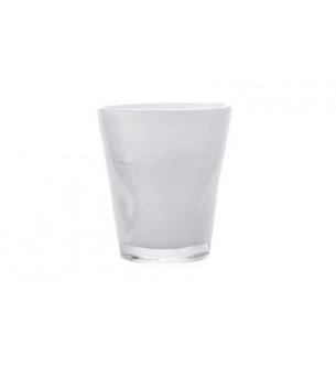 Bicchiere Acqua Bianco