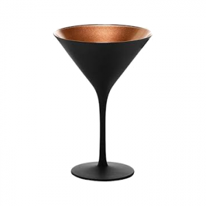 Calice Cocktail Nero Bronzo