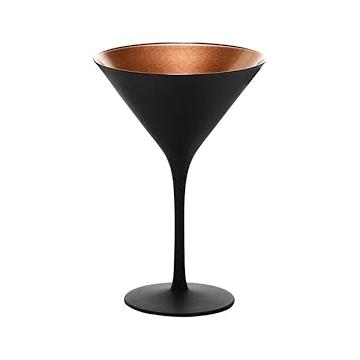 Calice Cocktail Nero Bronzo