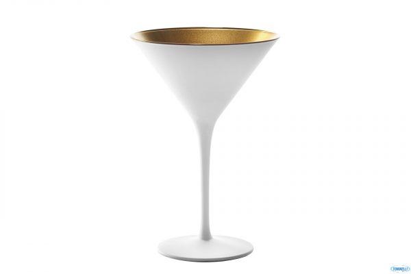 Calice Cocktail Bianco Oro