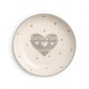 Piatto Decorato in Ceramica 23 cm
