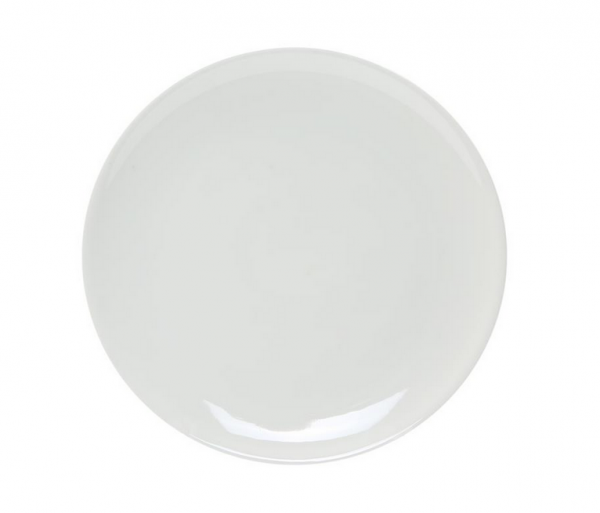 Piatto Piano Siviglia Bianco
