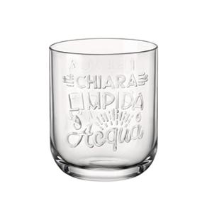 bicchiere graphica